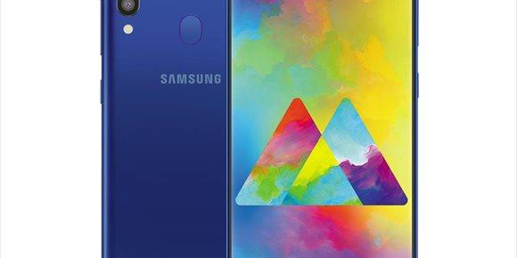 3. Samsung presenta su gama de 'smartphones' Galaxy M enfocada a la generación 'millennial'