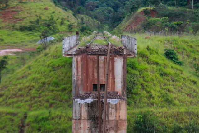 Rotura de una presa minera en Brasil