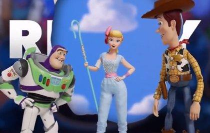 Bo Peep vuelve en el nuevo adelanto de Toy Story 4