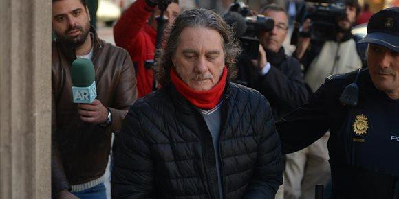 1. Sito Miñanco, condenado a cuatro años de cárcel y a pagar seis millones por blanqueo