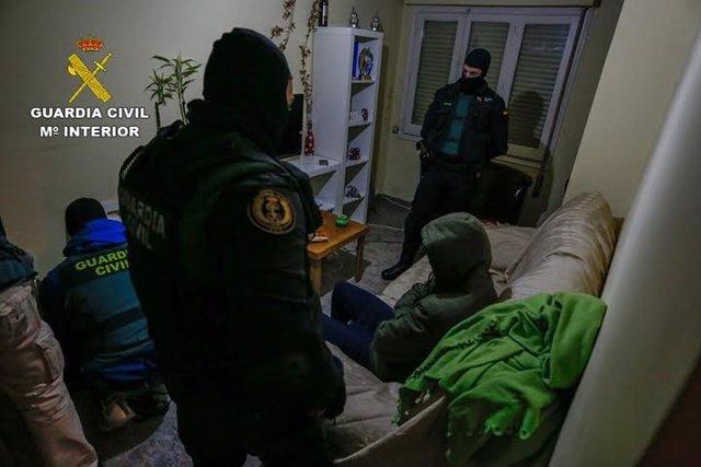 Detingut per jihadisme a Saragossa