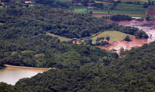 Rotura de una presa en Brumadinho, Brasil