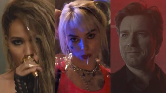 Personajes de Birds of Prey
