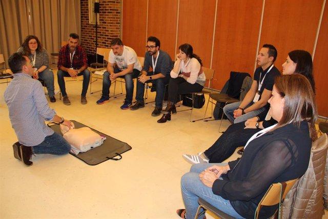 Curso instructores SVB-DEA