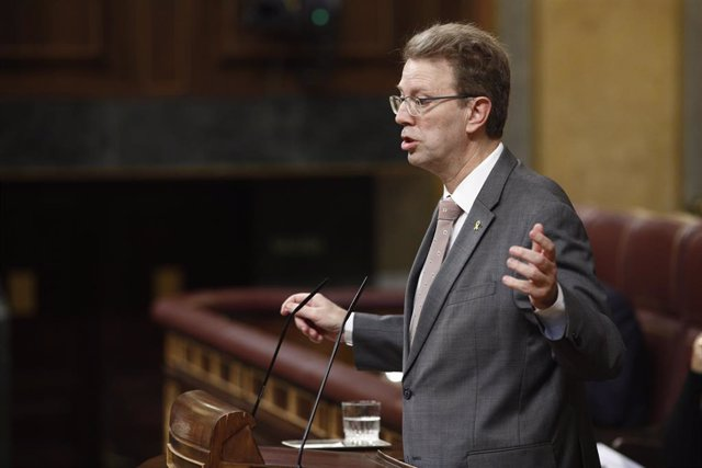 Debat al Congrés sobre l'objectiu d'estabilitat pressupostari del Govern espanyo
