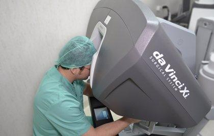 Empresas.- El Ruber Internacional pone en marcha una unidad de cirugía urológica robótica