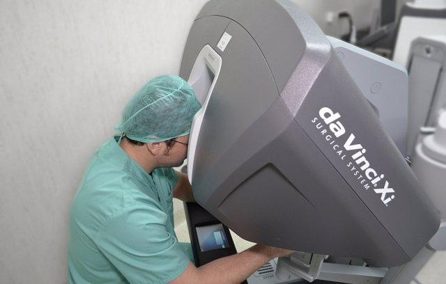 El Ruber Internacional pone en marcha una unidad de Cirugía Urológica Robótica