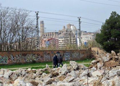 Lleida disposarà al maig d'un nou espai firal amb l'adequació de l'antiga hípica