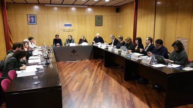 Comissió d'investigació del Parlament sobre el 17A a Ripoll