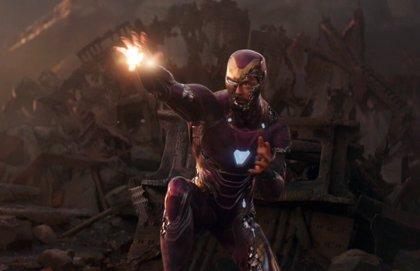 ¿Reveladas las tres armaduras de Iron Man en Vengadores: Endgame?
