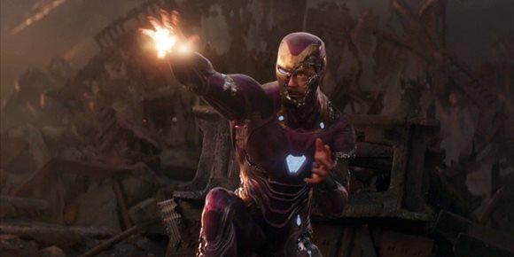 10. ¿Reveladas las tres armaduras de Iron Man en Vengadores: Endgame?