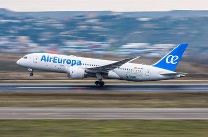 Sepla pide a Air Europa que elimine la pernocta de sus tripulaciones en Caracas