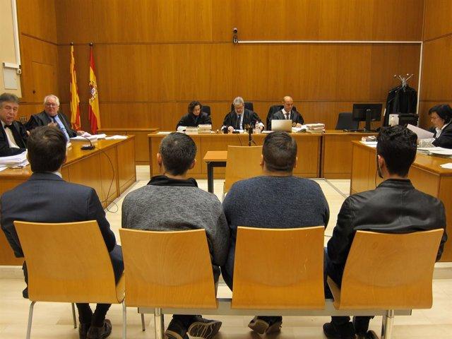 Judici a un exdetectiu de Método 3 i 3 acusats més per presumpte segrest