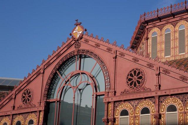 Mercat de Sant Antoni de Barcelona