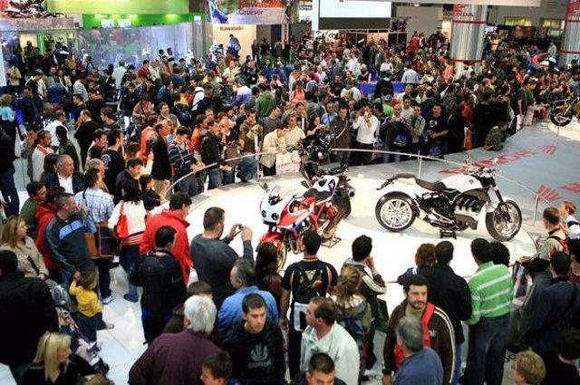 El saló Viu la Moto se celebrarà del 4 al 7 d'abril