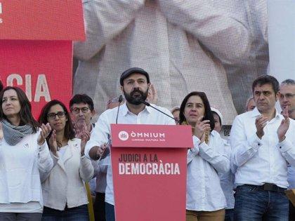 """Òmnium atribueix la decisió del TS al """"descrèdit acumulat"""" de la justícia espanyola a Europa"""