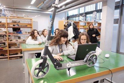 La URV intenta atreure més noies a les enginyeries a través de tallers adreçats a estudiants d'ESO