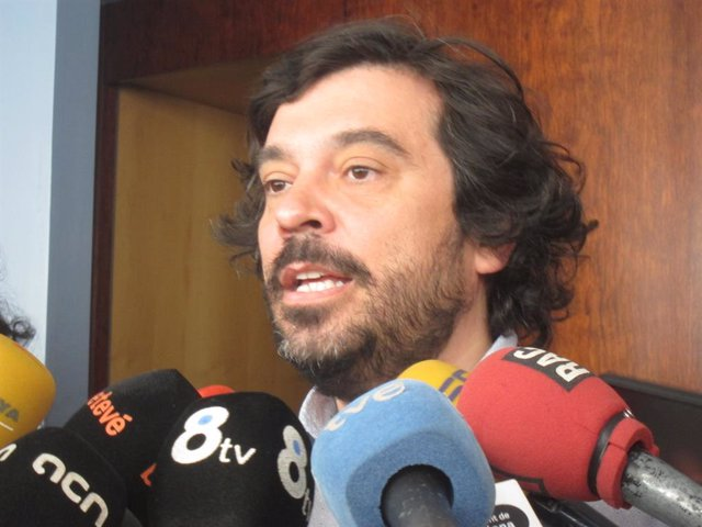 El regidor de Barcelona Daniel Mdol