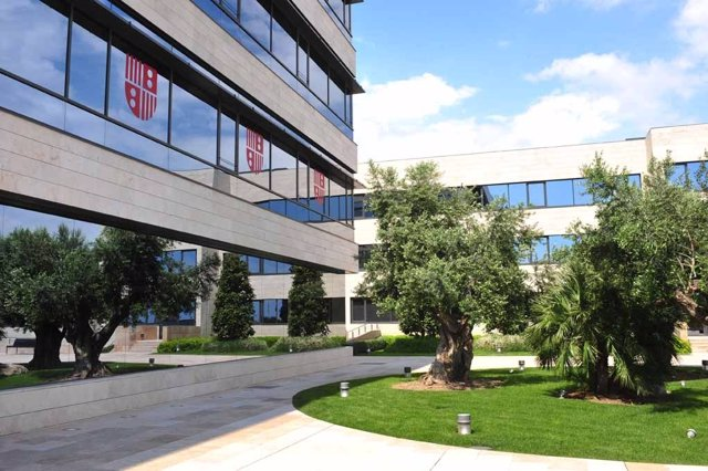 Campus de Iese a Barcelona
