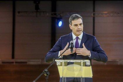 """Pedro Sánchez llama """"tirano"""" a Nicolás Maduro por responder """"con balas y prisiones a las ansias de democracia"""""""