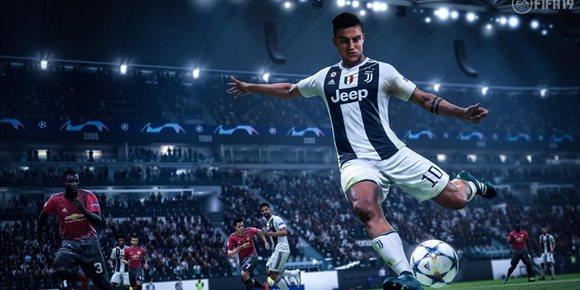 6. FIFA 19, el videojuego más vendido en España en 2018 por delante de Red Dead Redemption 2