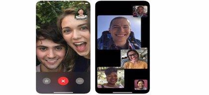Apple suspèn la funció de grups de FaceTime per un error que permet veure els usuaris abans de despenjar