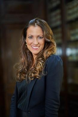 La degana del Collegi de l'Advocacia de Barcelona (Icab), Maria Eugnia Gay
