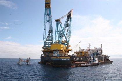 El Govern català celebra el desmantellament definitiu del magatzem de gas Castor