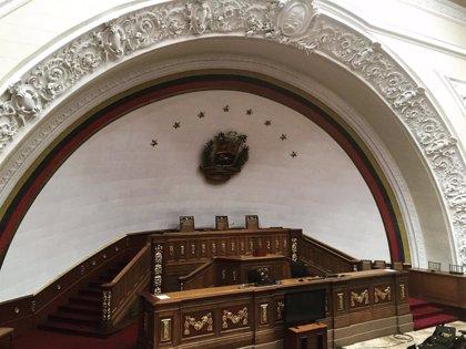 """El Parlamento de Venezuela nombra """"representantes diplomáticos"""" ante una decena de países y el Grupo de Lima"""
