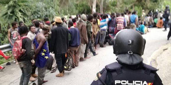 5. Ceuta rechaza participar en la marcha por la tragedia de Tarajal y defiende su solidaridad
