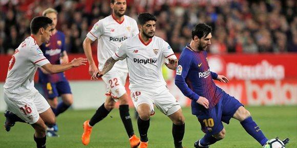 4. El Barça quiere recibir al Sevilla con el 'abono remontada'