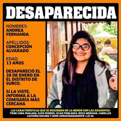 El juez del caso Odebrecht Richard Concepción denuncia la desaparición de su hija en Perú