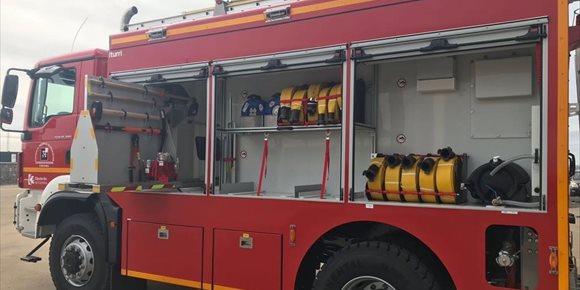 3. Fallecido un matrimonio de ancianos en el incendio de una casa en Moriles (Córdoba)