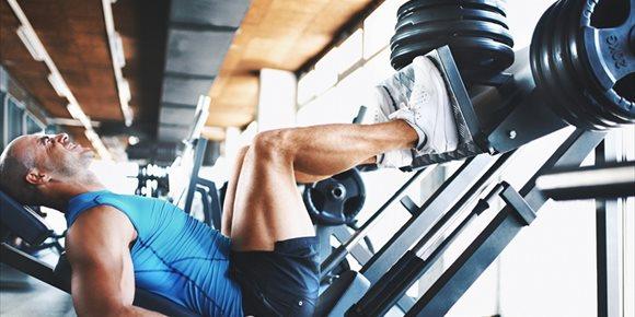 2. Los ejercicios de resistencia reducen el riesgo de diabetes