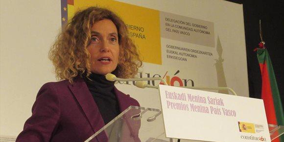8. El Gobierno de Sánchez recaba los informes de las siete primeras transferencias a traspasar a Euskadi