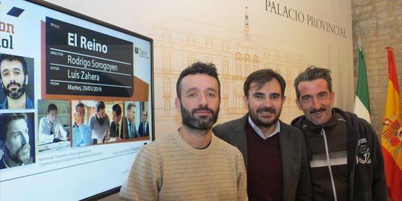 8. 'El Reino', la película más nominada a los Goya, protagoniza en Jaén el primer Encuentro con el Cine de 2019