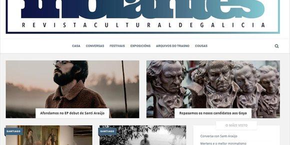 6. A web cultural Inorantes acumula nun ano máis de 1.000 publicacións