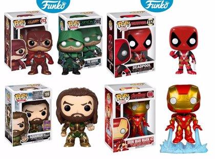 ¿Los superhéroes de DC y Marvel juntos en el cine? La película de Funko Pop ya está en marcha