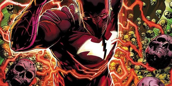 10. ¿Será Red Death, el Batman malvado, el nuevo villano de The Flash?