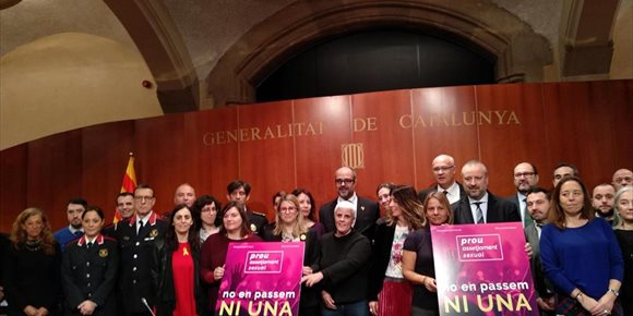4. Un nuevo protocolo catalán combatirá violencias sexuales no previstas en el Código Penal
