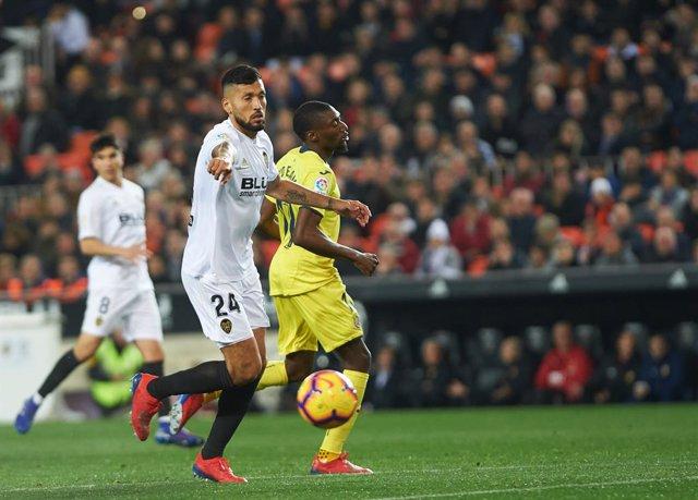 Soccer: La Liga - Valencia v Villarreal