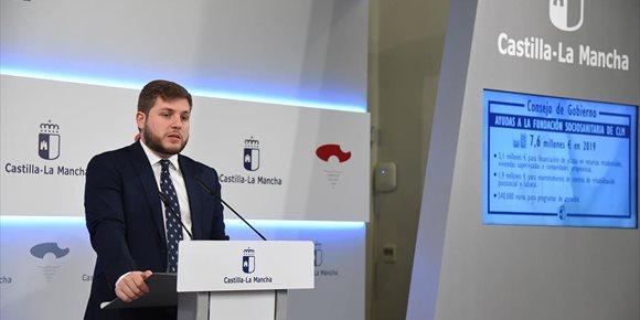 5. Fundación Sociosanitaria C-LM gestionará 7,6 millones para personas con trastorno mental