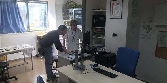 9. El Hospital Reina Sofía de Córdoba instala más de 80 equipos informáticos de última generación con mayores prestaciones