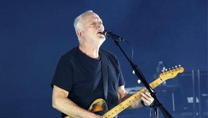 David Gilmour subasta más de 120 guitarras de su colección personal