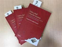 Volumen sobre Fabra, Moll y Sanchis Guarner editado por Cataluña, Baleares y Val