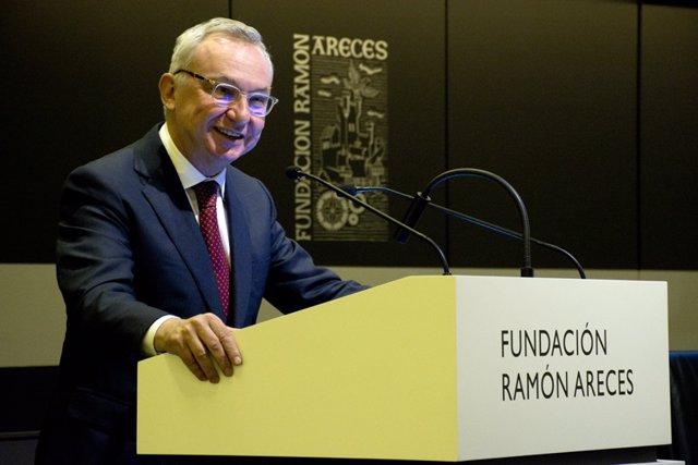 Conferencia en la Fundación Areces del oncólogo español José Baselga