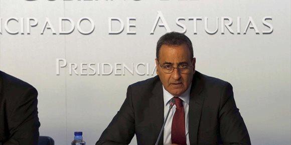 1. Lastra: El Área Central es un proyecto de cooperación, suma y unidad para superar el localismo en favor de Asturias