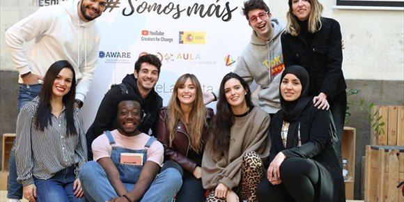 5. Google formará a 30.000 adolescentes contra el radicalismo y el odio en Internet en su iniciativa 'Somos más'