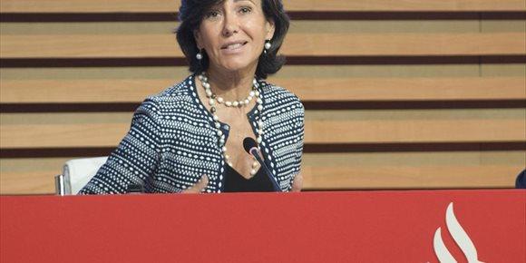 2. Botín (Santander) pide al Gobierno ortodoxia fiscal para que la economía crezca de modo sostenible