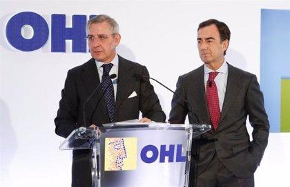 OHL logra obras de 32 millones en la ampliación del metro de Chile